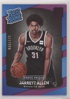 Rated Rookies - Jarrett Allen #/199