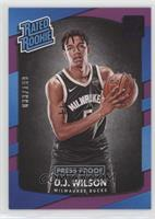 Rated Rookies - D.J. Wilson /199