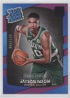 Rated Rookies - Jayson Tatum #61/199