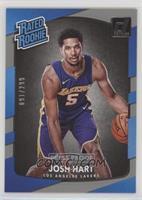 Rated Rookies - Josh Hart #/299
