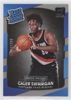 Rated Rookies - Caleb Swanigan #/299