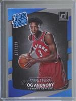 Rated Rookies - OG Anunoby [EXtoNM] #/299