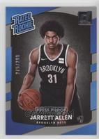 Rated Rookies - Jarrett Allen /299