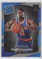 Rated Rookies - Frank Ntilikina #/299