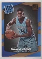Rated Rookies - Dwayne Bacon [EXtoNM]
