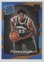 Rated Rookies - Sterling Brown