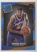 Rated Rookies - Davon Reed
