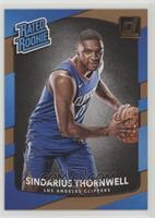 Rated Rookies - Sindarius Thornwell