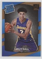 Rated Rookies - Lonzo Ball