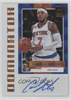 Carmelo Anthony #9/10