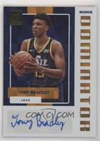 Tony Bradley [EX to NM] #/10