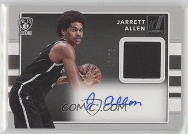 2017-18 Panini Donruss - Rookie Materials Signatures #RS-JA - Jarrett Allen /75