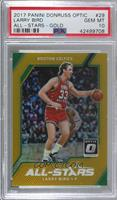 Larry Bird /10 [PSA 10 GEM MT]