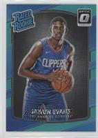 Rated Rookies - Jawun Evans /25