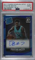 Rated Rookies - Dwayne Bacon [PSA 9 MINT] #/49