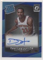 Rated Rookies - Damyean Dotson #/49