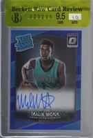 Rated Rookies - Malik Monk [BRCR 9.5] #/49