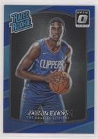 Rated Rookies - Jawun Evans #/49