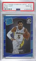 Rated Rookies - Josh Hart [PSA 10 GEM MT] #/49