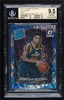Rated Rookies - Donovan Mitchell [BGS9.5GEMMINT]