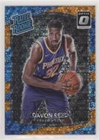 Rated Rookies - Davon Reed #/193