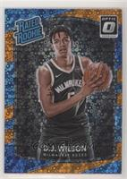 Rated Rookies - D.J. Wilson #/193