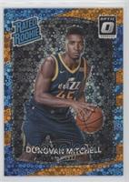 Rated Rookies - Donovan Mitchell #/193