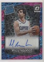 Rated Rookies - Milos Teodosic #/20