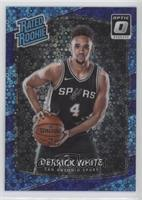 Rated Rookies - Derrick White #/155