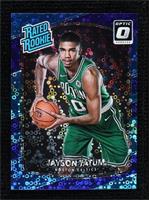 Rated Rookies - Jayson Tatum #/155