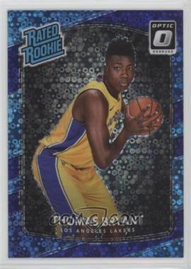 2017-18 Panini Donruss Optic - [Base] - Fast Break Purple #160 - Rated Rookies - Thomas Bryant /155