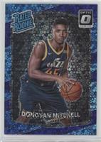 Rated Rookies - Donovan Mitchell /155