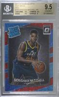 Rated Rookies - Donovan Mitchell [BGS 9.5 GEM MINT] #/85