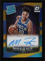 Rated Rookies - Markelle Fultz #/10
