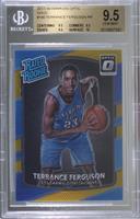 Rated Rookies - Terrance Ferguson [BGS9.5GEMMINT] #/10