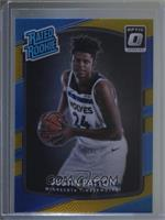 Rated Rookies - Justin Patton #/10