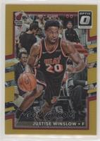 Justise Winslow #/10