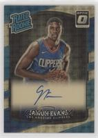 Rated Rookies - Jawun Evans #/1