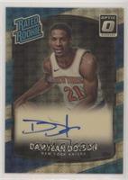 Rated Rookies - Damyean Dotson #/1