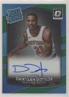 Rated Rookies - Damyean Dotson #/5