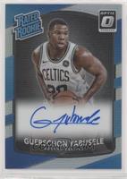 Rated Rookies - Guerschon Yabusele