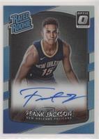 Rated Rookies - Frank Jackson