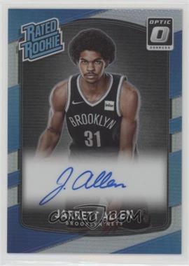 2017-18 Panini Donruss Optic - [Base] - Holo Silver Prizm Signature [Autographed] #179 - Rated Rookies - Jarrett Allen