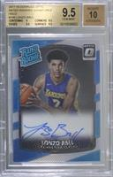 Rated Rookies - Lonzo Ball [BGS9.5GEMMINT]