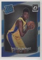 Rated Rookies - Thomas Bryant