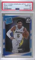 Rated Rookies - Josh Hart [PSA 10 GEM MT]