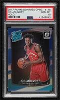 Rated Rookies - OG Anunoby [PSA10GEMMT]