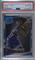 Rated Rookies - Harry Giles [PSA 10 GEM MT]