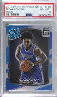 Rated Rookies - De'Aaron Fox [PSA 8 NM‑MT]