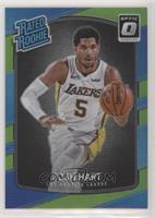 Rated Rookies - Josh Hart #/175